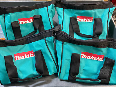 Brand New Makita 14 Inch Contractor Tool Bag With Reinforced Handles (4 Pack) • 28.60£