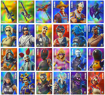 $ CDN68.14 • Buy Panini Fortnite 2019 Series 1 Cards RARE EPIC LEGENDARY HOLO FOIL