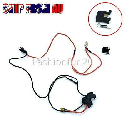 AU12.99 • Buy Upgrade Gearbox Cable Wires Wiring Parts For JINMING GEN9 J9 J10 Gel Blaster NEW