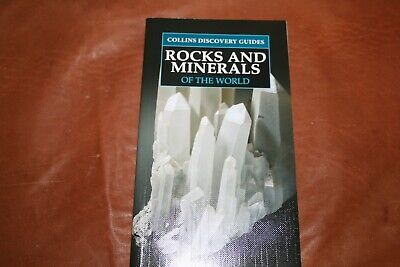 £2.99 • Buy Collins Discovery Guides Rocks And Minerals