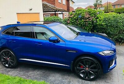 F-Pace 3.0D V6-First Edition -very Low Mileage-every, Only 250 In UK • 33,750£