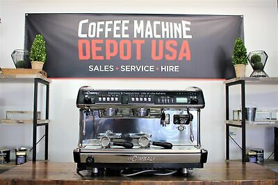 La Cimbali M39 GT Dosatron 2 Group High Cup Commercial Espresso Coffee Machine • 3,979.74£