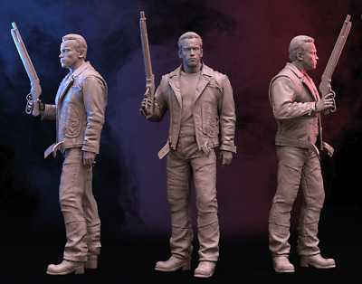 TERMINATOR MOVIE || Custom Resin Model Kit Figure/Statue 1/10 200mm • 49.99£