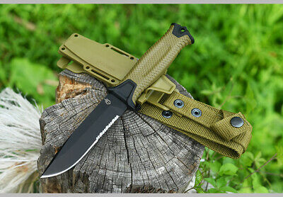AU47.99 • Buy Sporting Survival Camping Hunting Tactical Knife Outdoor Stainless Blade Knife