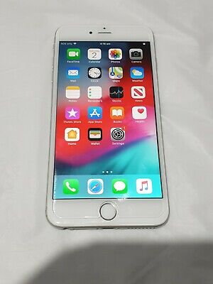 AU250 • Buy Apple IPhone 6 Plus - 128GB - Silver (Unlocked) A1524 (CDMA + GSM) (AU Stock)