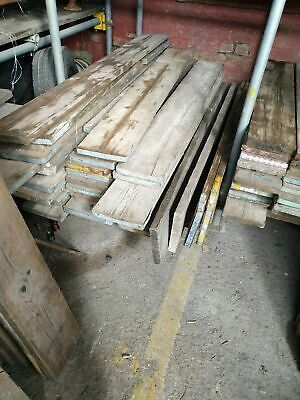 £1.50 • Buy Used Scaffolding Boards, Reclaimed Wood, Furniture