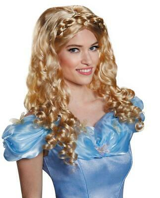 Disney Cinderella Movie Adult Wig • 25.23£