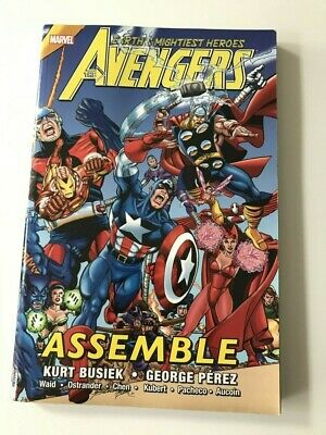 The Avengers Earths Mightiest Heroes Avengers Assemble • 22£