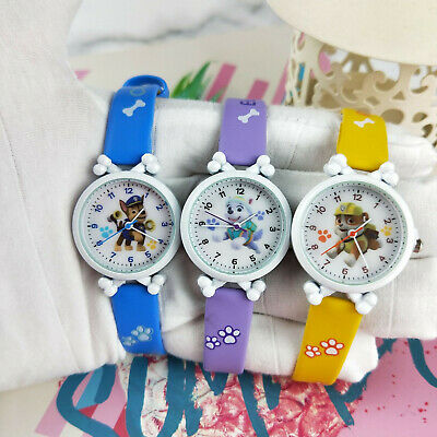£10.38 • Buy Kids Wristwatch Analog Watch Time Learning Toy Children Gift Accessories