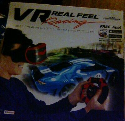 3D  Reality Simulator VR Real Feel Virtual Racing - Free App - GREAT CONDITION • 14.31£