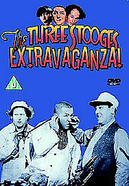 £2.59 • Buy The Three Stooges Extravaganza - DVD (2004) Vintage Comedy
