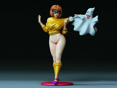 SCOOBY DOO SEXY VELMA || Custom Resin Model Kit Pin Up Figure/Statue 1/10 200mm • 52.99£