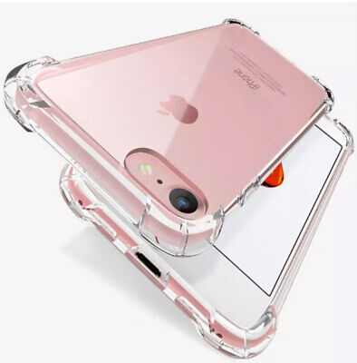 AU4 • Buy Clear Soft Cover For IPhone Xs IPhone X IPhone Xr IPhone 8 IPhone 7 Plus Case