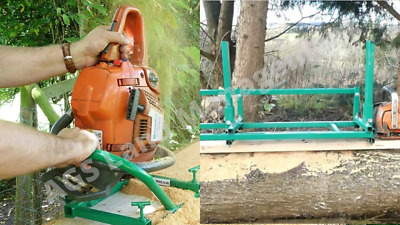 £135 • Buy Chainsaw Package (containing The Alaskan Horizontal Mill + Vertical Cut Mill)