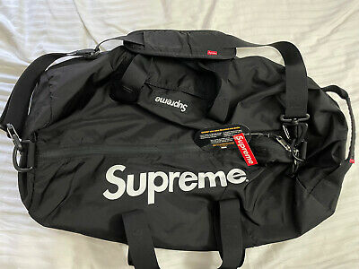 $ CDN223.28 • Buy Supreme Black Duffle Bag SS16. Mint Condition. 100% Authentic.