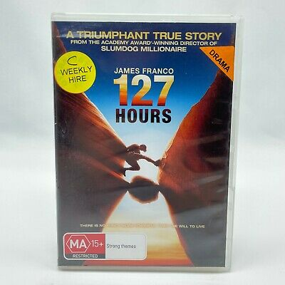 AU3.99 • Buy 127 Hours (DVD, 2010) Region 4 With James Franco In Very Good Condition