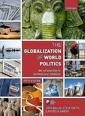 The Globalization Of World Politics: An Introduction To International... • 12.99£