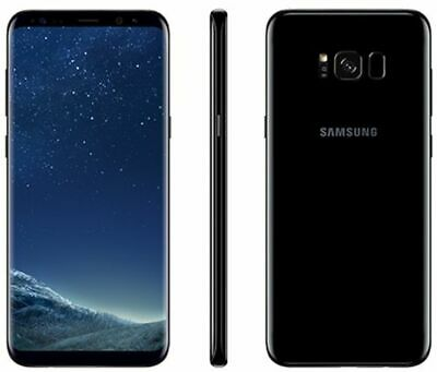 $ CDN319 • Buy Samsung Galaxy S8+ - Bell - Good Condition - Black