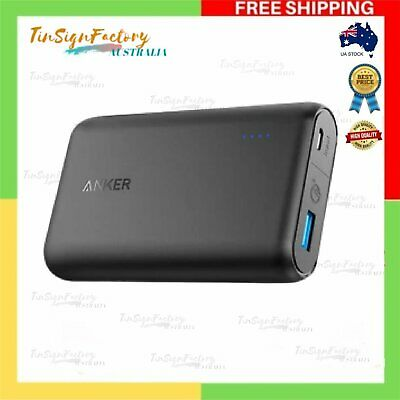 AU59.19 • Buy Anker Upgraded With Poweriq Powercore Speed 10000 Qc, Qualcomm Quick Charge 3.0