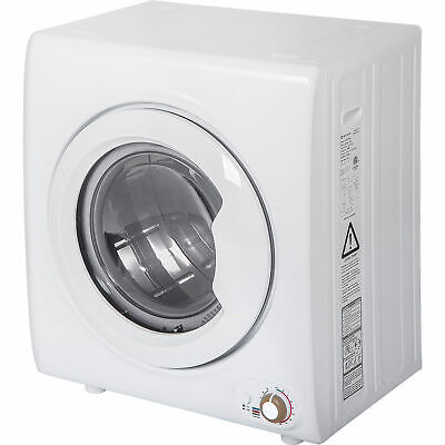 View Details 9 Lbs Capacity Compact Tumble Dryer 2.65 Cu.ft 400 Power Compact Laundry Dryer, • 612.00$