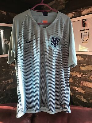Holland 2018 Away Football Shirt Large L  • 30£
