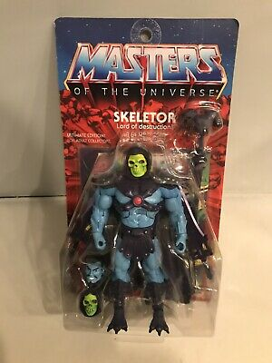 $280 • Buy Masters Of The Universe Classics Filmation Skeletor Ultimate Figure Super7