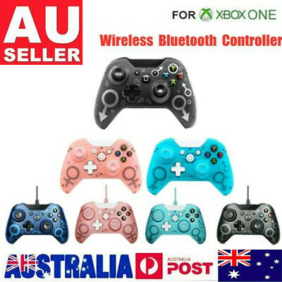 AU50.96 • Buy Wireless/Wired Controller Gamepad For Xbox One And Microsoft Windows 10 AU STOCK