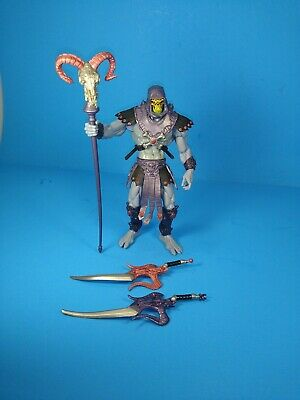 $45 • Buy 2001 Mattel Skeletor W/ Accessories Figure  MOTU Masters Of The Universe  Nice!