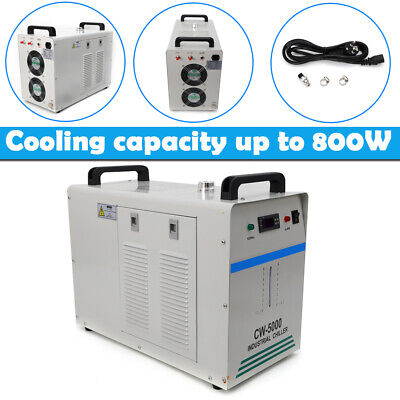 Industrial Water Chiller CW5000 New For Cnc/ Laser Engraver Engraving Machine UK • 289£