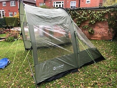 Outwell Extension Porch For Hartford Tent - Green - Canopy Awning XL XXL • 70£