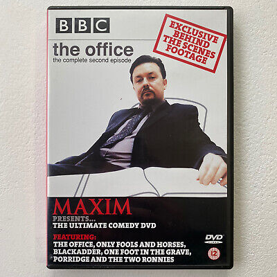 £2.49 • Buy The Office DVD The Complete Second Episode