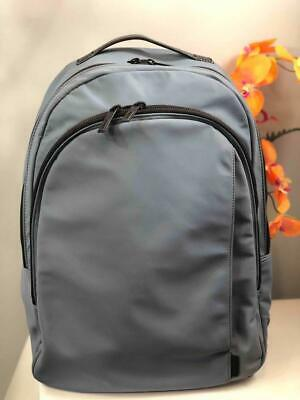 $ CDN107.42 • Buy AWAY Men's Durable Grey Nylon Travel Backpack Luggage