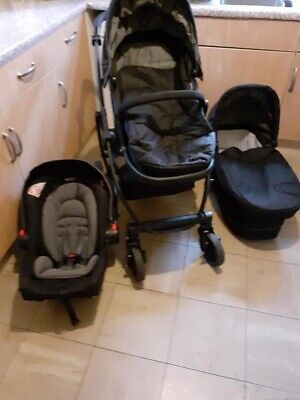 Graco 3 In 1 Travel System  • 50£