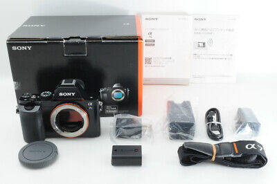 $ CDN1990.22 • Buy Sony Alpha A7S 12.2 MP Digital SLR Camera ILCE-7S Shutter:2,823 BOX From JAPAN
