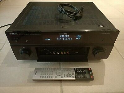 AU1000 • Buy Yamaha Aventage RX A3000 11.2 Channel Integrated Amplifier Receiver