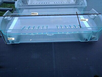 AU30 • Buy  Used Refrigerator Parts Westinghouse WSE 7000 Shelves And Bins Price Each