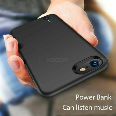 Battery External Power Slim Charger Case Charging Cover For Apple IPhone X/XS UK • 19.99£