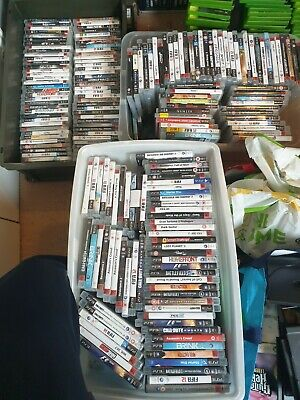 Over 500x Sony Playstation 3 Games, From £1.49 Each With Free Postage • 1.99£