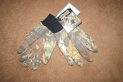 £9.90 • Buy ADVANTAGE TIMBER CAMOUFLAGE HUNTING SHOOTING JERSEY KNIT COTTON GLOVES Realtree