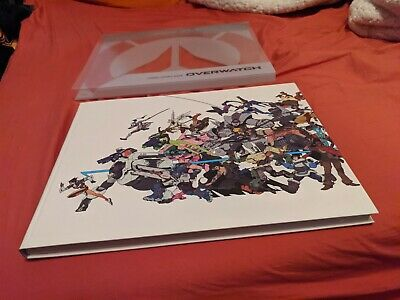 AU25.74 • Buy Overwatch Art Book - Visual Source Book