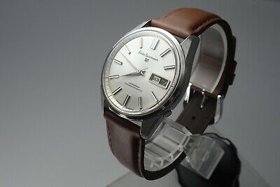 $ CDN306.29 • Buy OH, Vintage 1965 JAPAN SEIKO SPORTSMATIC5 6619-8060 21Jewels Automatic.