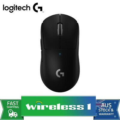 AU279 • Buy Logitech G PRO X SUPERLIGHT Wireless Gaming Mouse - Black