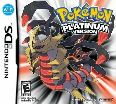 AU34.50 • Buy Pokemon Platinum Game DS DSi 3DS 3DSXL PAL Format *AUSTRALIAN SELLER* 🇦🇺