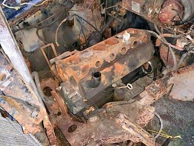 Braking Rover P4 6 Cylinder Engines  • 5£