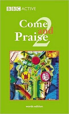 Come And Praise 2 Word Book (Pack Of 5) [Taschenbuch] By Carver, Alison J.  ... • 4.26£