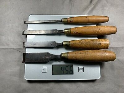 Vintage Chisels Marples & Sons And L Sorby • 16£