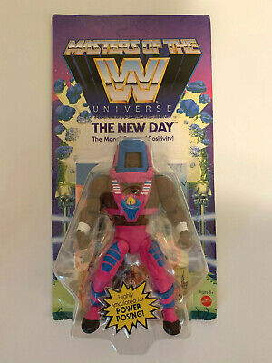 $30.99 • Buy Masters Of The WWE Universe The New Day Action Figure Walmart Exclusive! MOTU