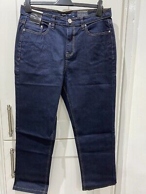Simply Be BNWT UK Size 14 Indigo Blue Jeans - Denim Essentials • 7.50£