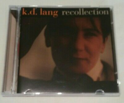 AU13.90 • Buy K. D. Lang: Recollection [2 Discs] (CDs, 2010, Nonsuch Records)