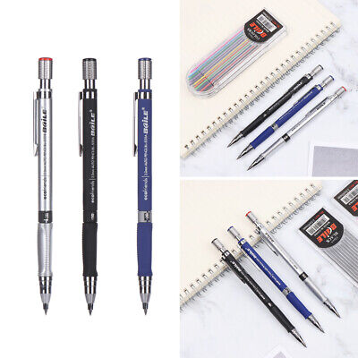 Automatic Writing Tool Drawing Refill Activity Pencils Lead Mechanical Pencil • 2.49£